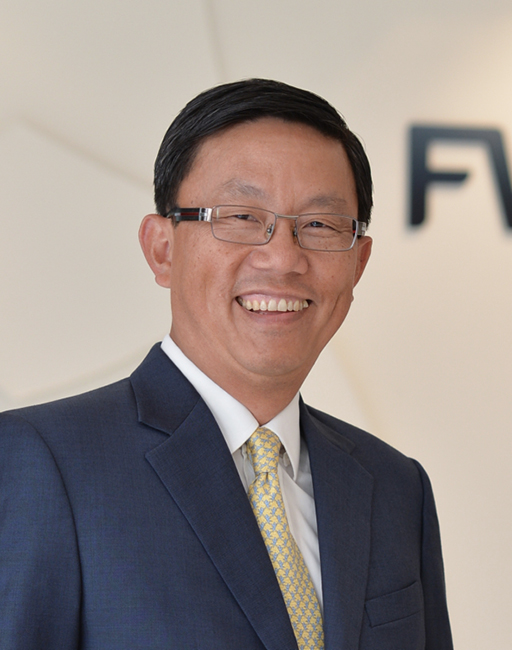 Huynh Thanh Phong - Group Chief Executive for FWD Group